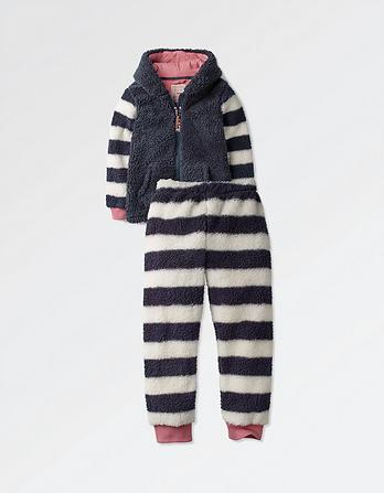 Lemur Fleece Twosie