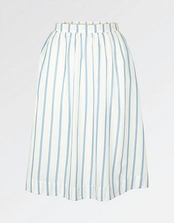Nora Stripe Skirt