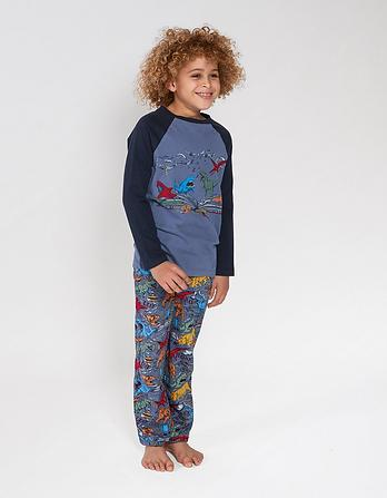 Wild Imagination Pyjama Set
