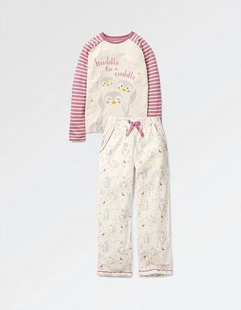 Penguin Cuddle Pyjama Set