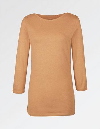 Natasha Three Quarter T-Shirt