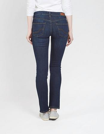 Soft Brushed Everyday Straight Jeans