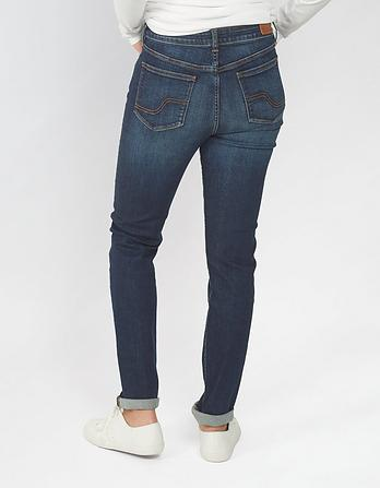 Ink Blue Slim Jeans
