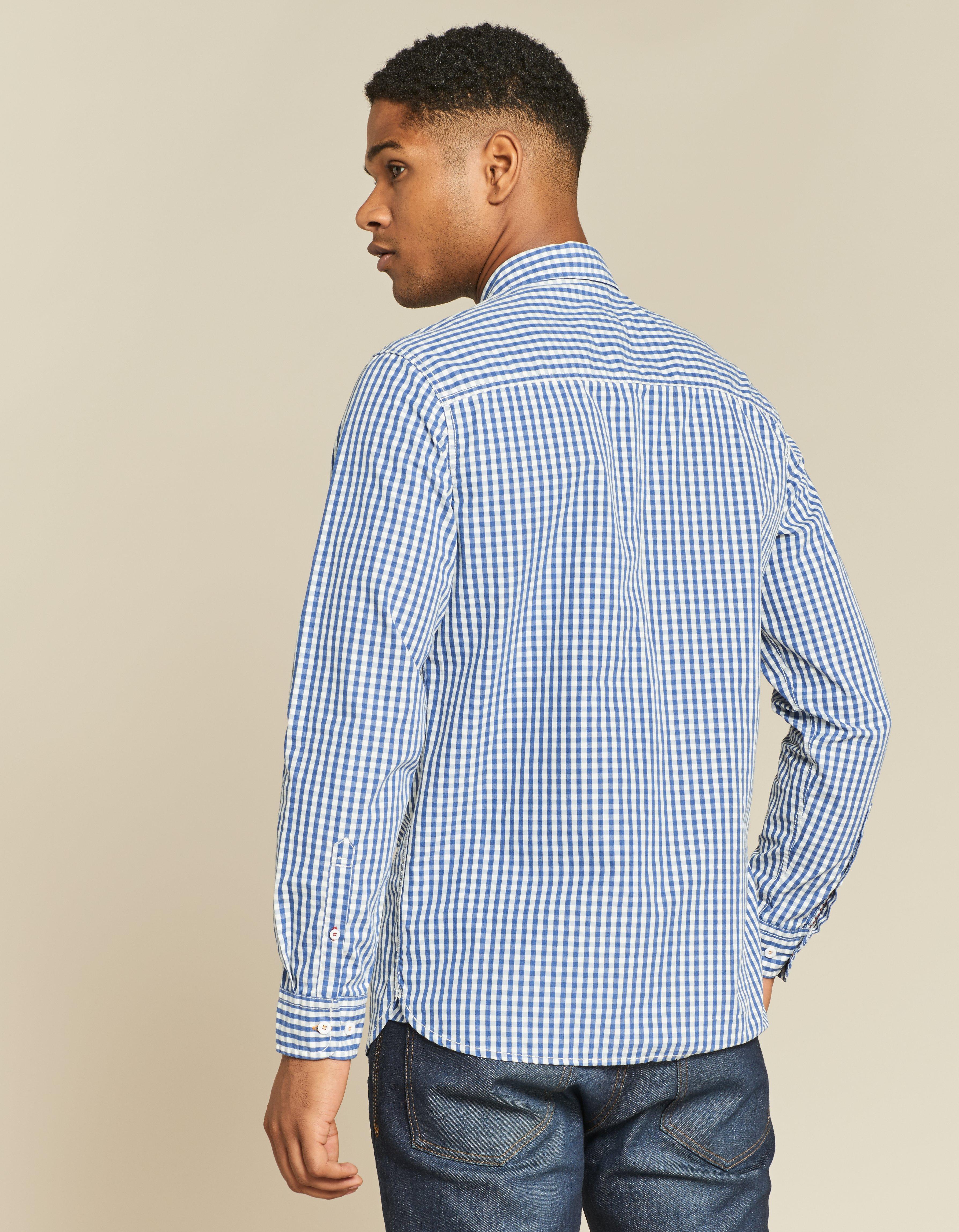 Medford Gingham Shirt