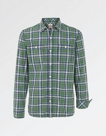 Bowhill Oxford Check Shirt