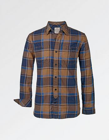 Lomond Square Check Shirt