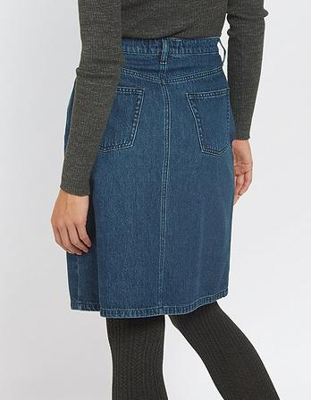 Lucy Denim Skirt