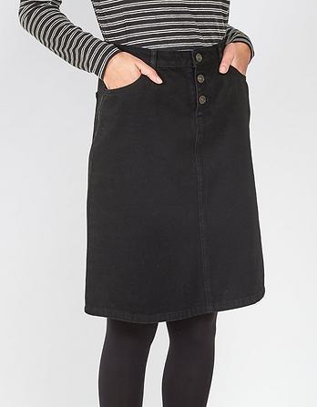 Lucy Denim Skirt
