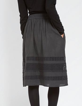Monica Lace Skirt