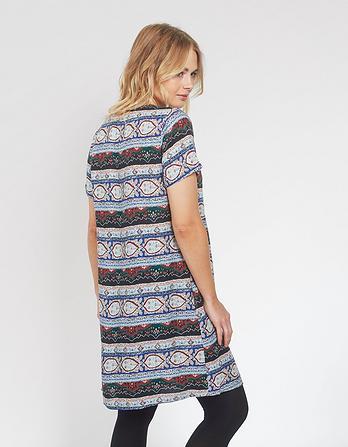 Clara Bloomsbury Stripe Dress