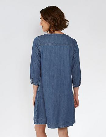 Livvy Chambray Dress