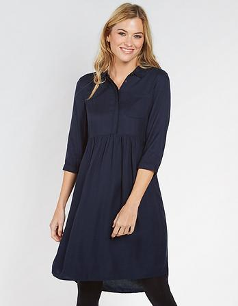 Lena Shirt Dress
