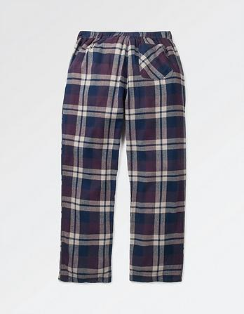 Whitby Check Lounge Pants