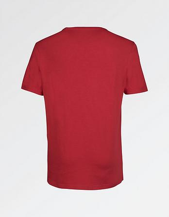 Outdoor Chest Graphic T-Shirt
