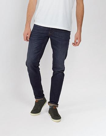 Raw Rinse Slim Jeans
