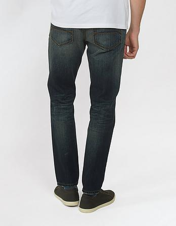 Greencast Tapered Slim Jeans