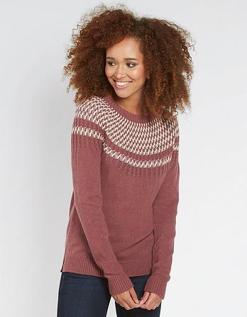 Lara Pattern Jumper