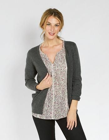 Lizzie Short Cardigan
