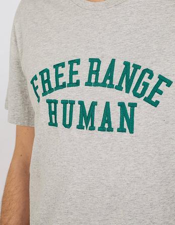 Free Range Human Graphic