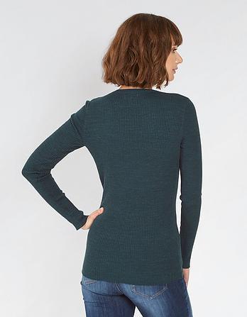 Sofia Crew Neck Sweater