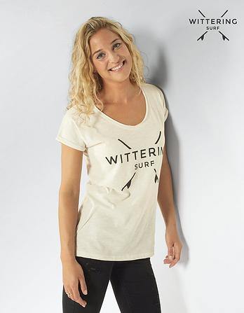 Wittering Surf Women's Adrift T-Shirt