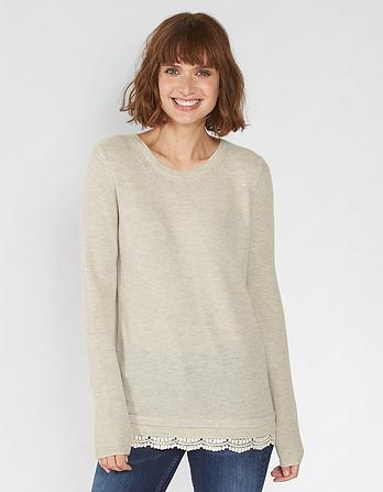 Sophie Knit Mix Sweater