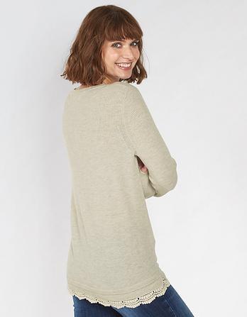 Sophie Knit Mix Jumper