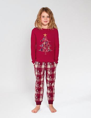 Festive Tree Pyjama Set