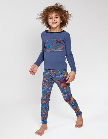 Wild Imagination Snug Pajama Set