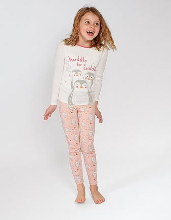 Penguin Snug Pyjama Set