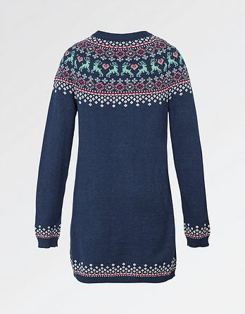 Fairisle Knitted Dress