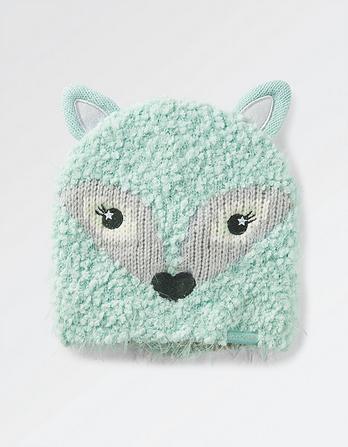 Arctic Fox Beanie