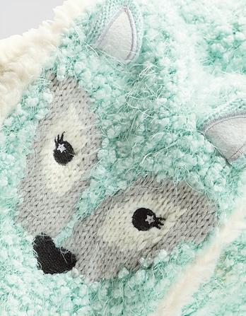 Arctic Fox Scarf