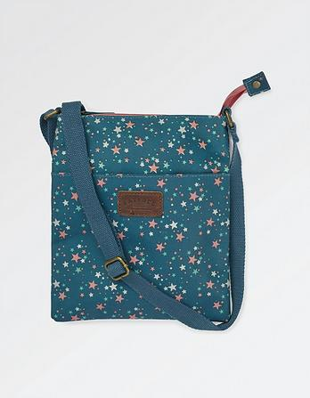 Star Print Bag and Purse