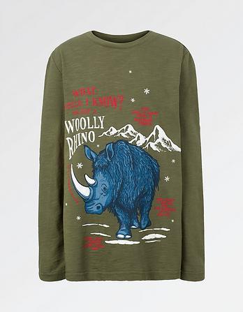 Woolly Rhino T-Shirt