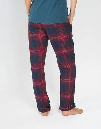 Festive Check Classic Lounge Pants