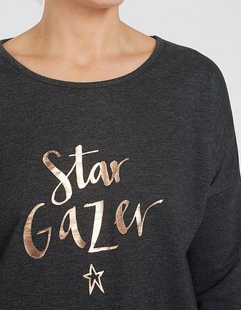 Star Gazer Crew Neck Sweat