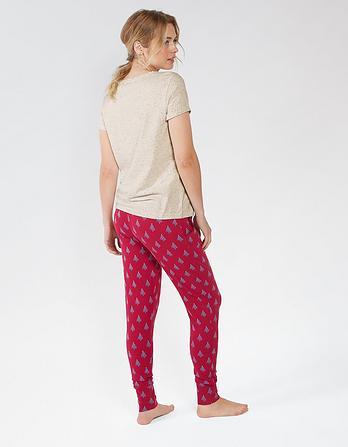 Treemendous Leggings Pajama Set