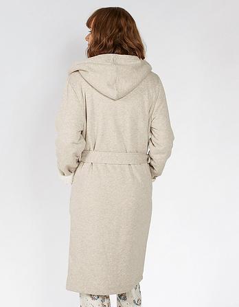 Longline Jersey Dressing Gown