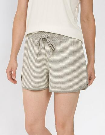 Snow Dot Lounge Shorts