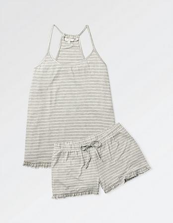 Stripe Jersey Pyjama Set