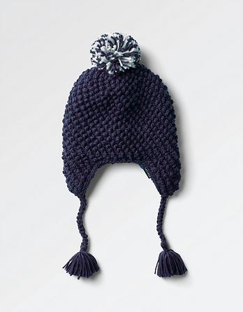 Penguin Trapper Hat