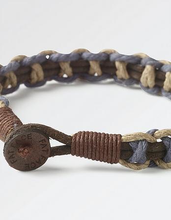 Ryan Braided Twist Bracelet