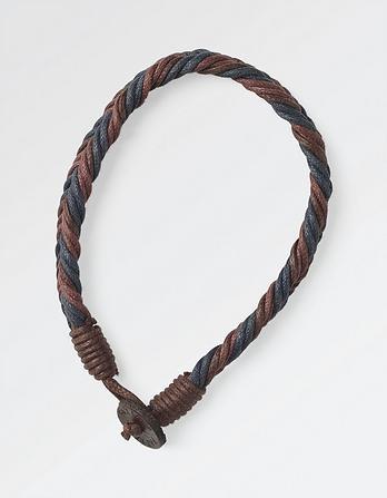 Zach Plaited Bracelet