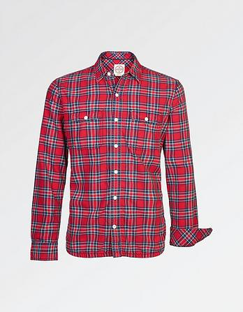Harthill Oxford Check Shirt