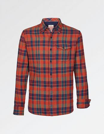 Seaforth Check Shirt