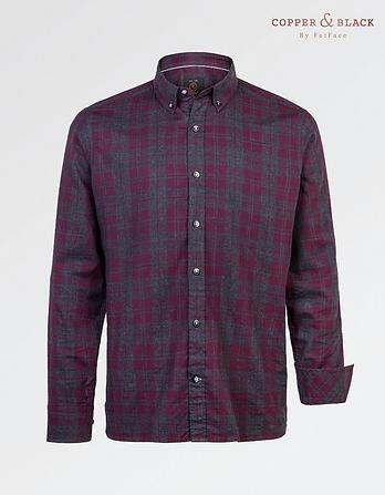 Burnham Check Shirt