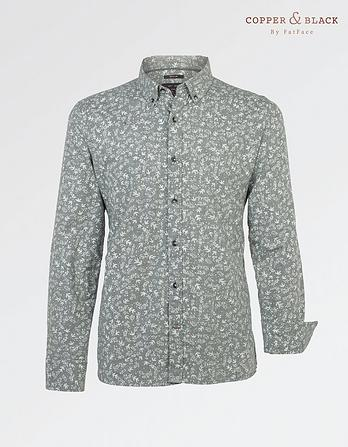 Whiston Floral Print Shirt