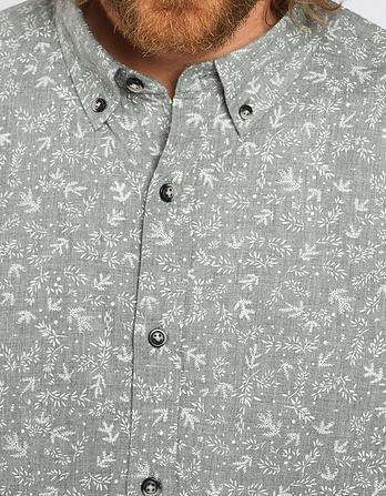 Whiston Floral Print Shirt