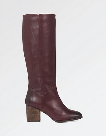 Wells Knee High Boot